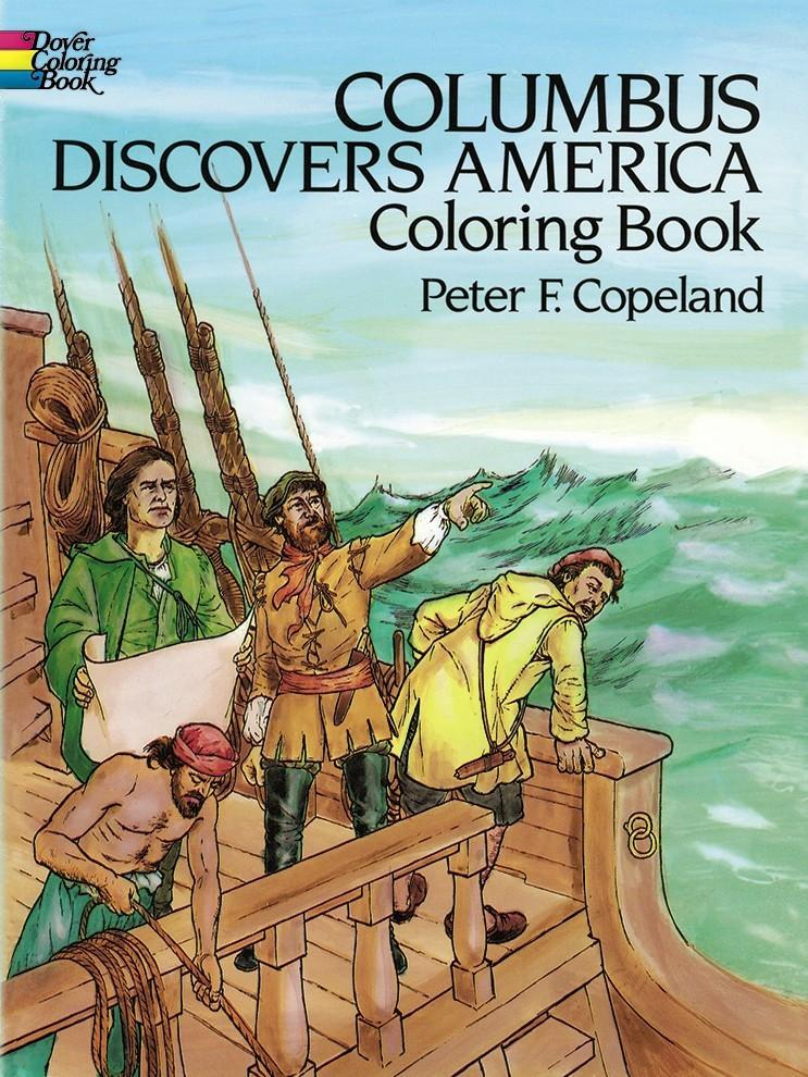 COLUMBUS DISCOVERS AMER COLOR als Taschenbuch