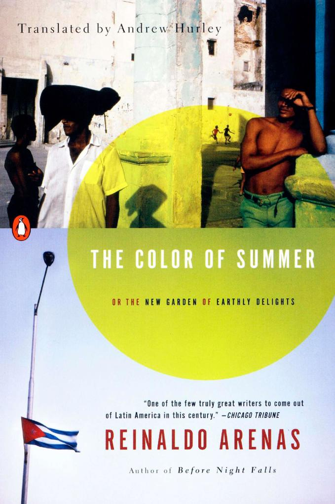 The Color of Summer: Or the New Garden of Earthly Delights als Taschenbuch