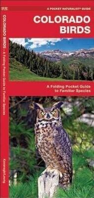 Colorado Birds: A Folding Pocket Guide to Familiar Species als sonstige Artikel