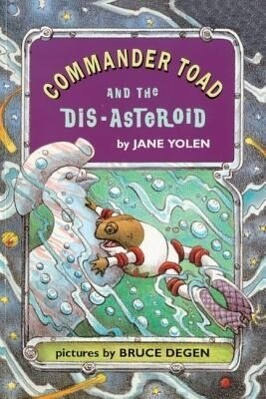 Commander Toad and the Dis-Asteroid als Taschenbuch