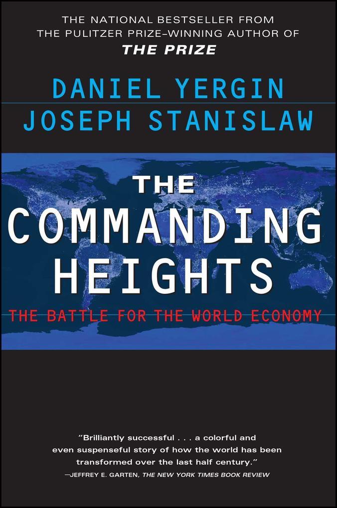 The Commanding Heights als Taschenbuch