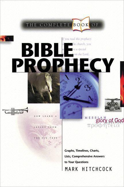 Complete Book of Bible Prophecy als Taschenbuch