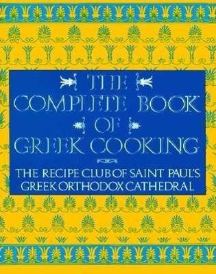 The Complete Book of Greek Cooking als Taschenbuch