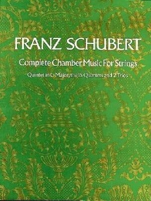 Complete Chamber Music for Strings als Taschenbuch