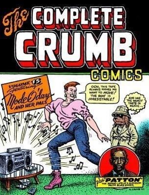 The Complete Crumb als Taschenbuch