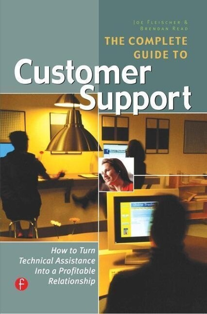 The Complete Guide to Customer Support als Taschenbuch