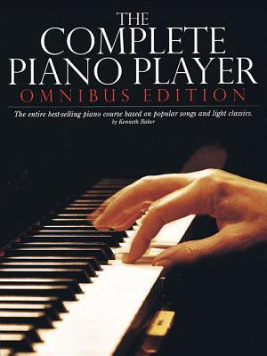 The Complete Piano Player: Books 1,2,3,4, and 5 als Taschenbuch