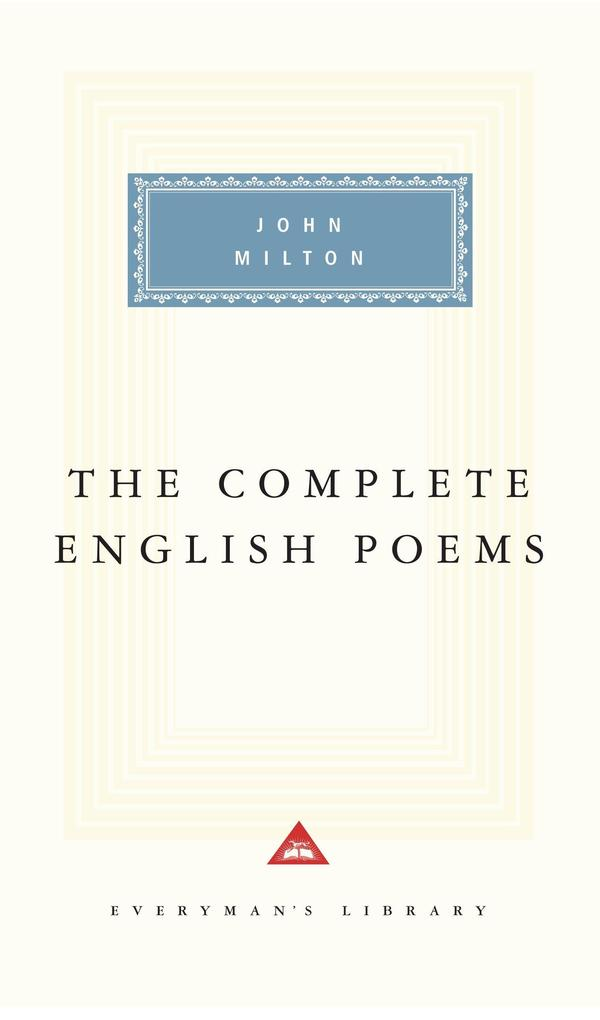 The Complete English Poems als Buch