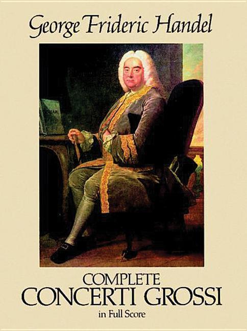 Complete Concerti Grossi als Taschenbuch