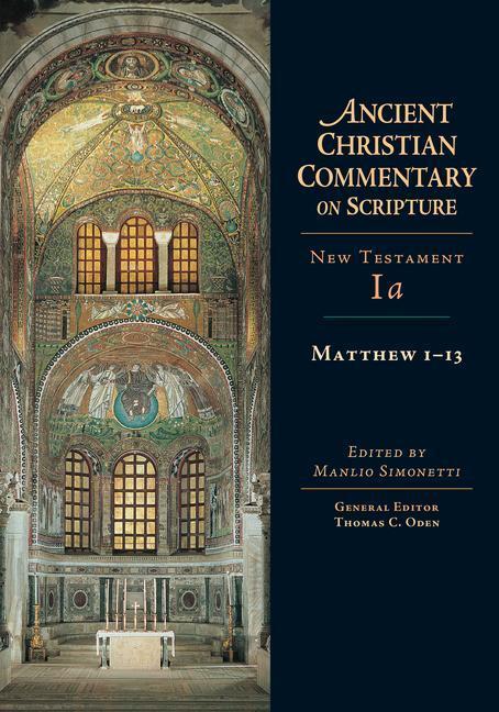 Matthew 1-13 als Buch