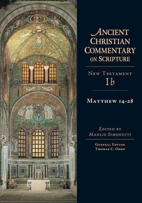 Matthew 14-28 als Buch