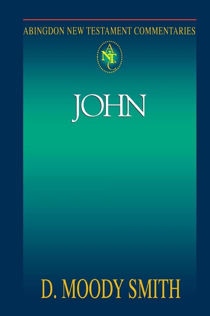 Abingdon New Testament Commentary - John als Taschenbuch