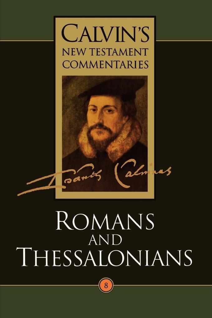Romans and Thessalonians als Taschenbuch