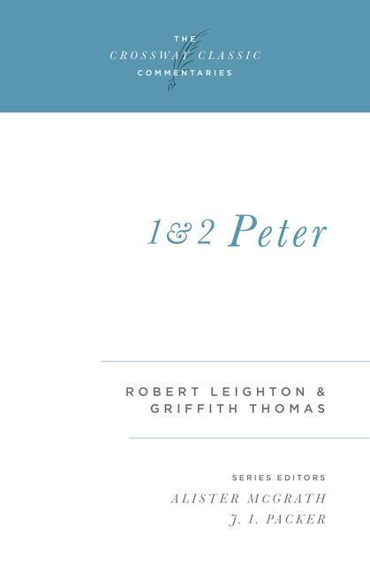 1 and 2 Peter als Taschenbuch