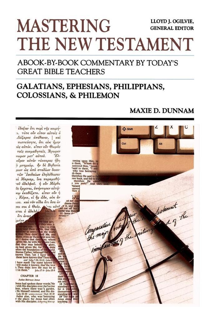 Galatians, Ephesians, Philippians, Colossians & Philemon als Taschenbuch