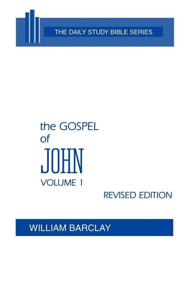 The Gospel of John als Buch