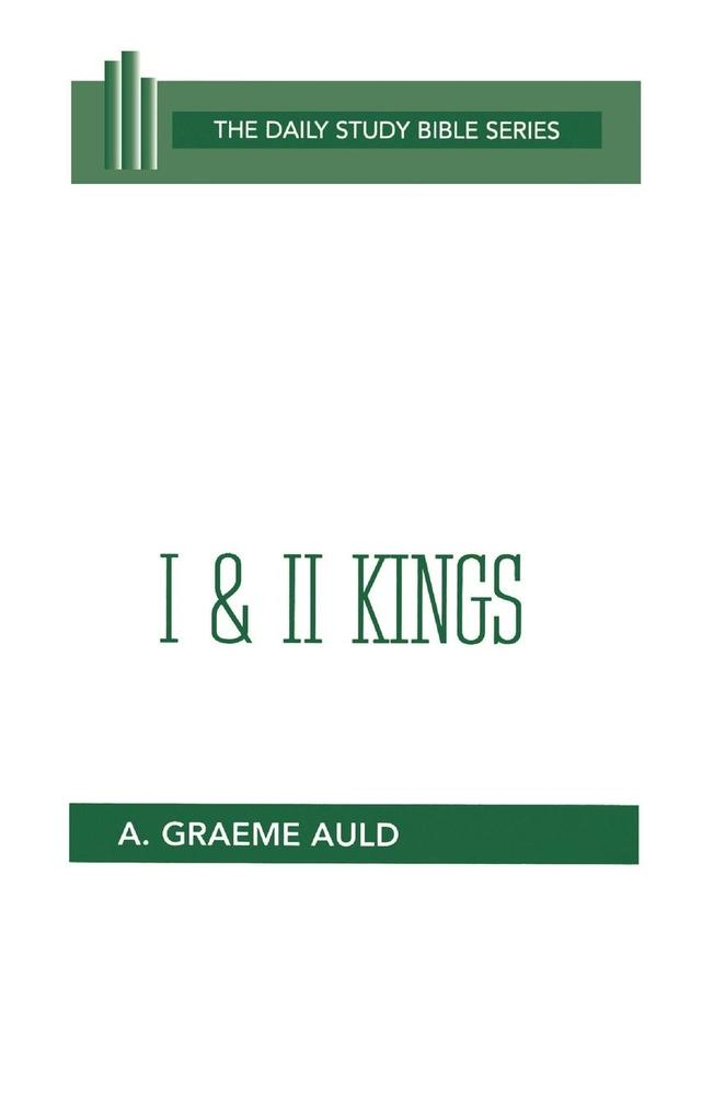 I & II Kings als Buch