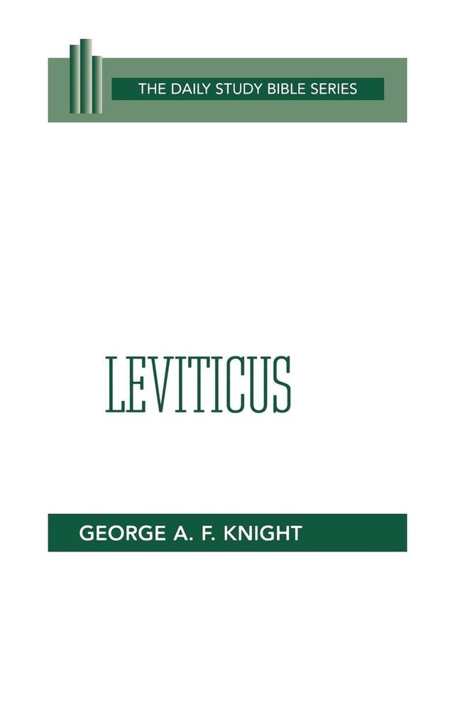 Leviticus (DSB) als Taschenbuch