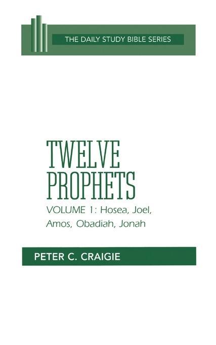 Hosea, Joel, Amos, Obadiah, and Jonah als Buch