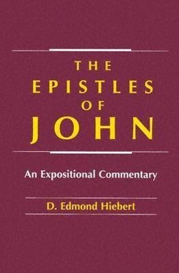 Epistles of John (Heibert) als Taschenbuch