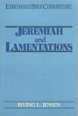 Jeremiah & Lamentations- Everyman's Bible Commentary als Taschenbuch