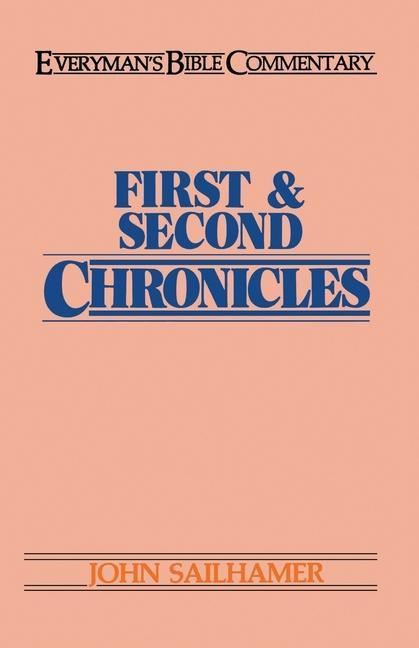 First & Second Chronicles- Everyman's Bible Commentary als Taschenbuch