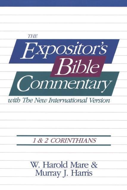 1 and 2 Corinthians als Taschenbuch