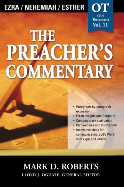 Ezra / Nehemiah / Esther als Taschenbuch