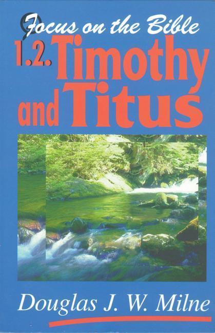 1 & 2 Timothy & Titus als Taschenbuch