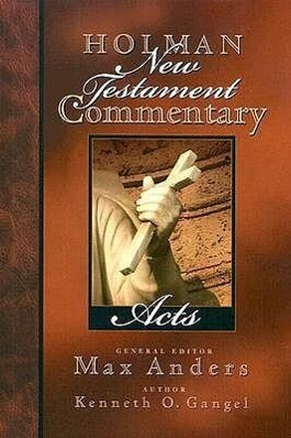 Holman New Testament Commentary - Acts als Buch
