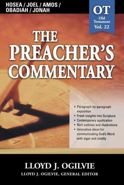 Hosea / Joel / Amos / Obadiah / Jonah als Taschenbuch