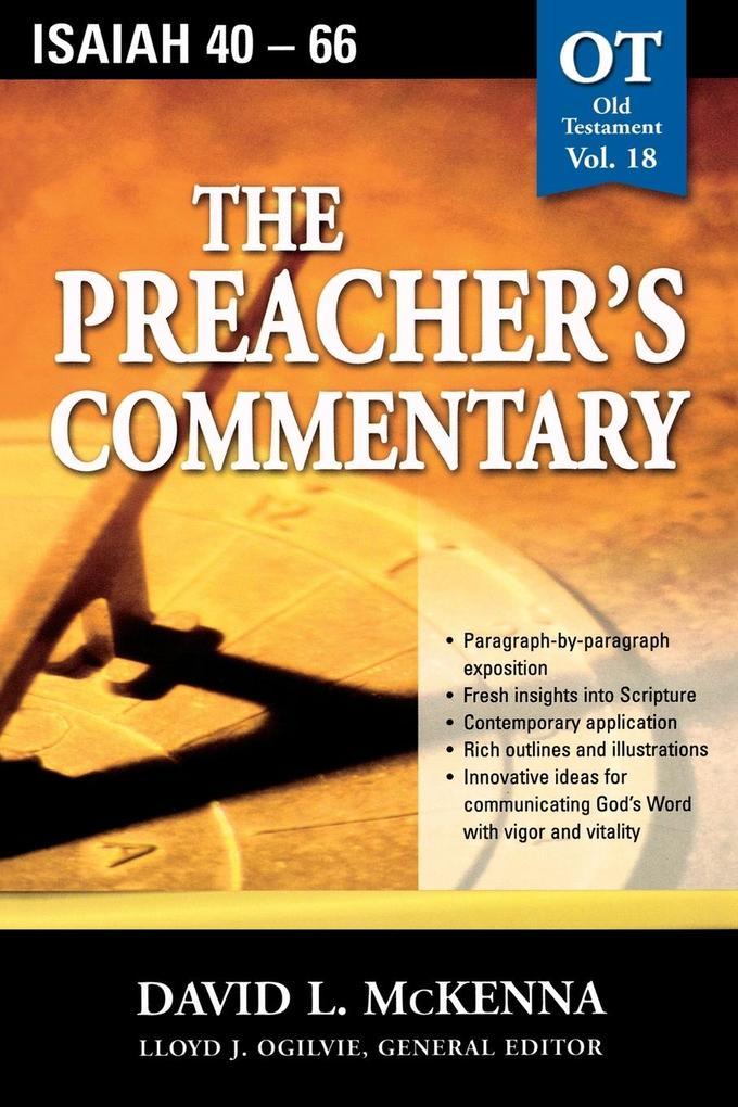 Isaiah 40-66 als Taschenbuch