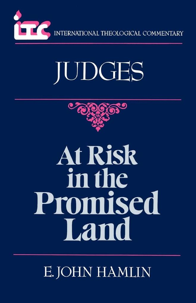 At Risk in the Promised Land: A Commentary on the Book of Judges als Taschenbuch