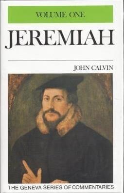 Comt-Jeremiah 1-9 V1: als Buch