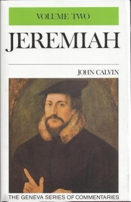 Comt-Jeremiah 10-19 V2: als Buch