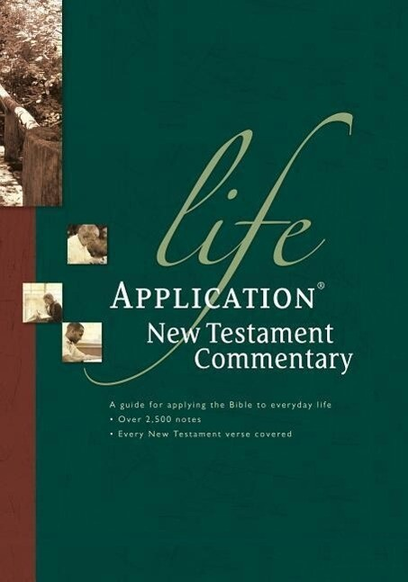 Life Application New Testament Commentary (Repkg) als Buch