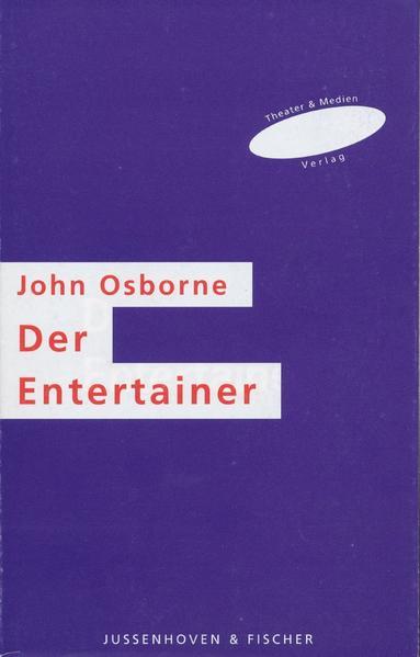 Der Entertainer als Buch