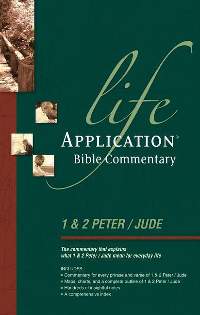 1 & 2 Peter and Jude als Taschenbuch