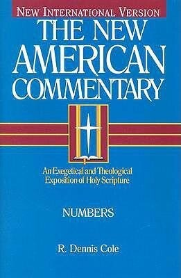 Numbers: An Exegetical and Theological Exposition of Holy Scripture als Buch