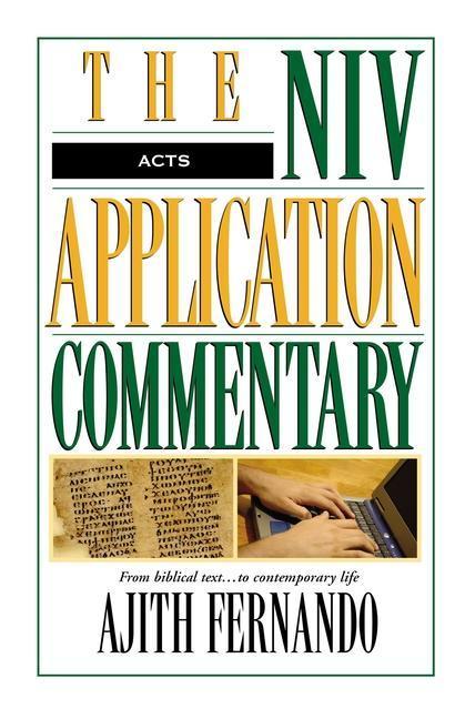 Acts als Buch (gebunden)