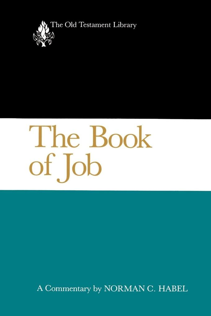 The Book of Job: A Commentary als Taschenbuch