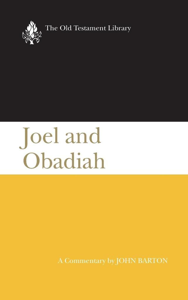 Joel and Obadiah (Otl) als Buch