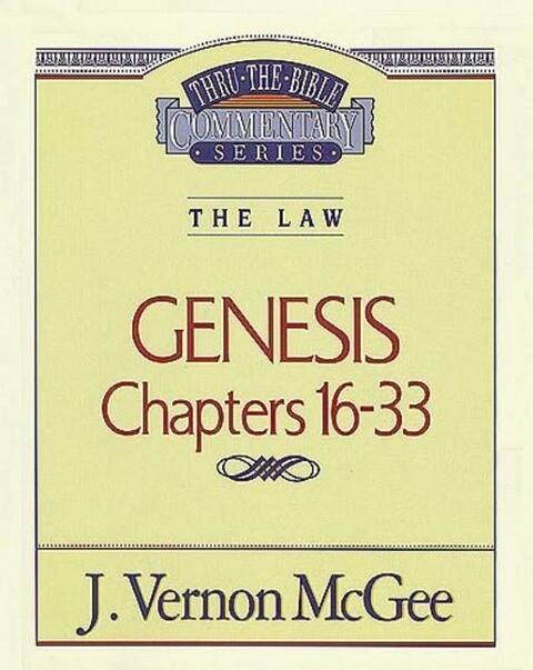 Genesis Chapters 16-33 als Taschenbuch