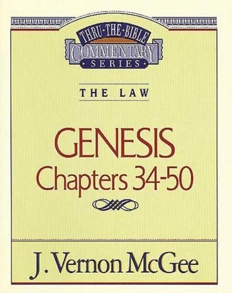 Thru the Bible Vol. 03. the Law (Genesis 34-50) als Taschenbuch