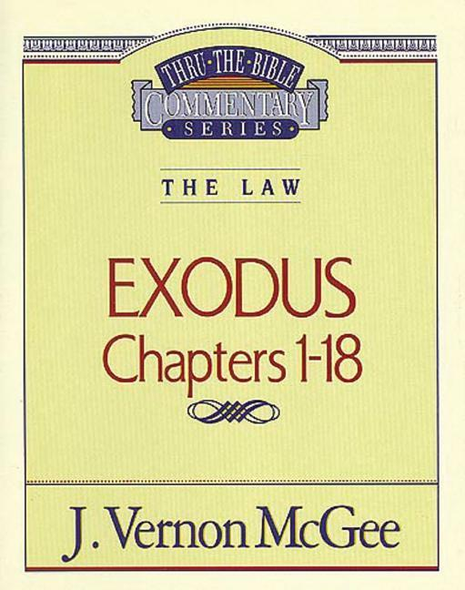 Thru the Bible Vol. 04. the Law (Exodus 1-18) als Taschenbuch