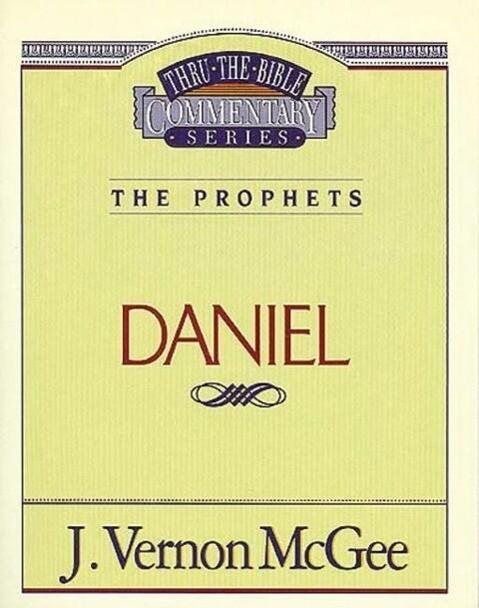 Thru the Bible Vol. 26: The Prophets (Daniel) als Taschenbuch