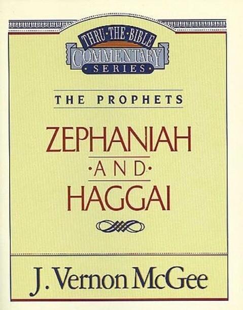 Zephaniah / Haggai als Taschenbuch