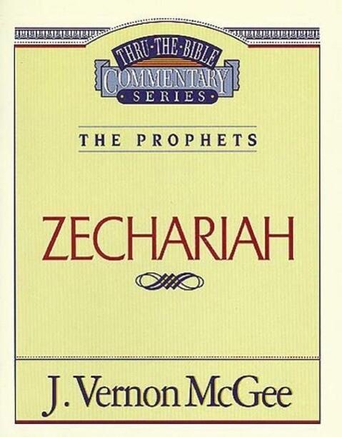 Thru the Bible Vol. 31: The Prophets (Zechariah) als Taschenbuch