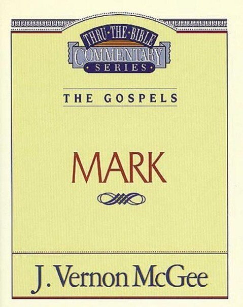 Thru the Bible Vol. 36: The Gospels (Mark) als Taschenbuch