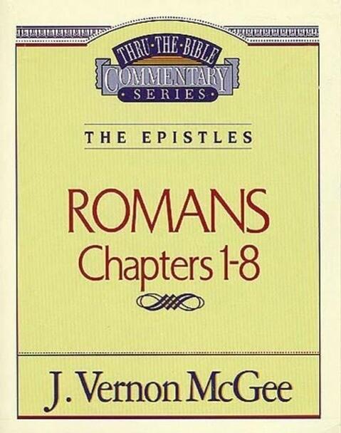 Thru the Bible Vol. 42: The Epistles (Romans 1-8) als Taschenbuch